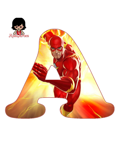 Alfabeto de Flash.