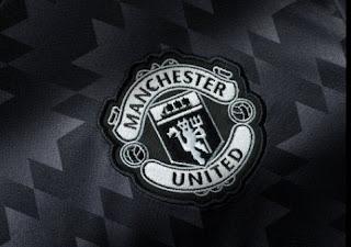 Manchester United Rilis Jersey Away 2017/2018