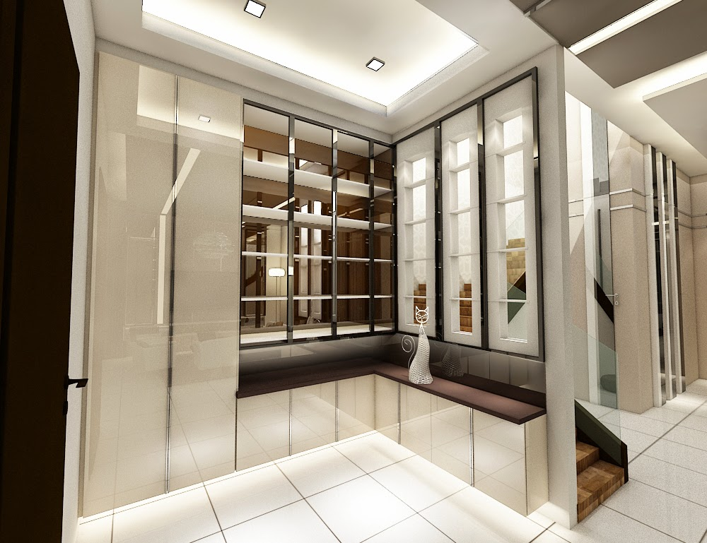 Xclusive Design Residential Interior Design 3D Drawings