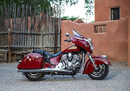 GUEST POST: Road Trips with an Indian Chieftain (Dewayne Jasper)