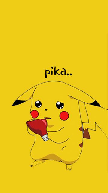 Gambar Pokemon Unyu Ini Bisa Langsung Kamu Save Buat