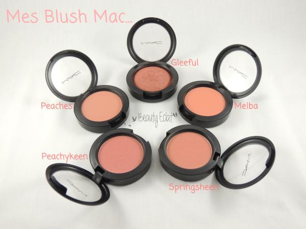 revue avis test blush mac