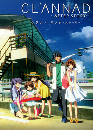Clannad: After Story [24/24] [HD] [MEGA]