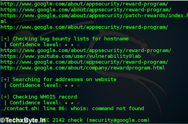 Find Contect To Report Bug  & Security Vulnerabilities  -: Bug Bounty Hackers