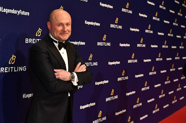 Georges Kern, Giám đốc điều hành mới của Breitling