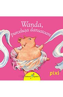 Carticica educativa Wanda purcelusa dansatoare