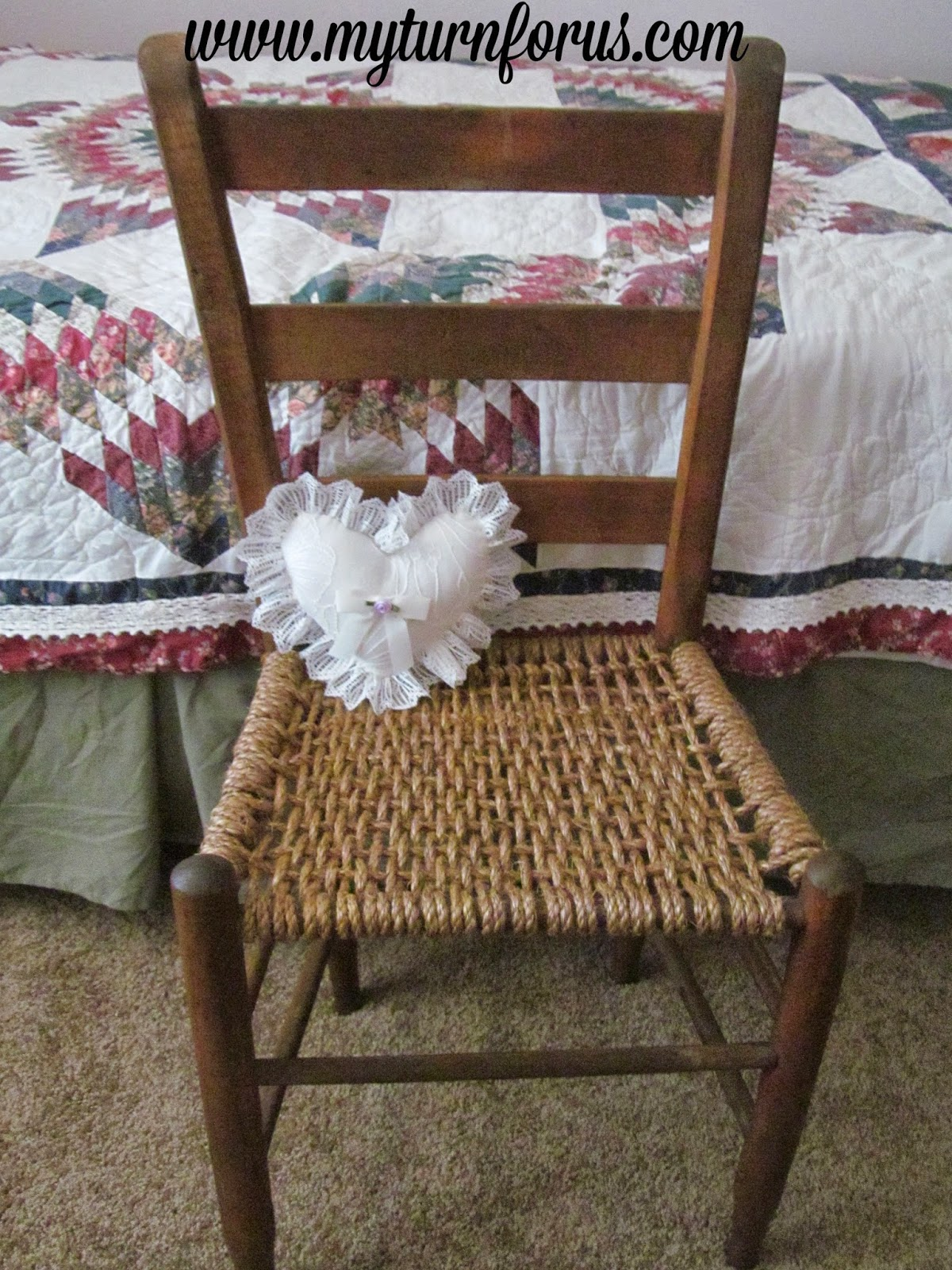 Rope Bottom Chair Custom Leather Cushions Or Hemp Bottomed