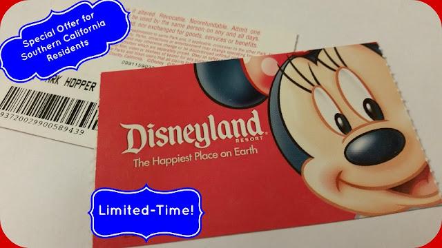 Informações sobre o Parque Disneyland na Califórnia