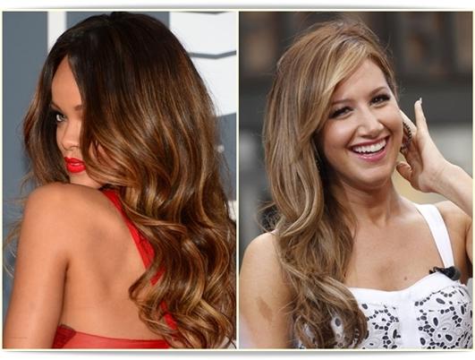 Trend Haarfarbe 2015 Damen Modische Frisuren Für Sie Foto Blog