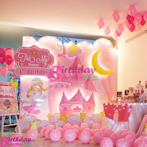 Trang trí sinh nhật cho bé ở Biên Hòa