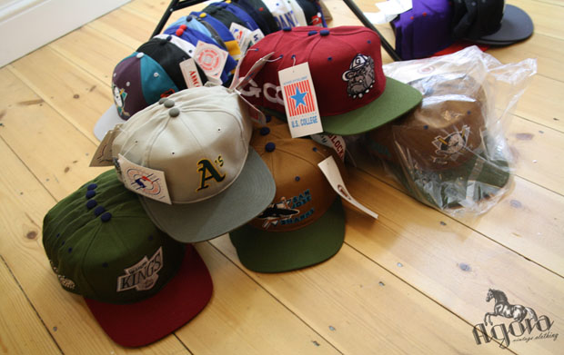 de66a51c9f3 American Needle Blockhead Snapbacks. Re-up - Agora Clothing Blog