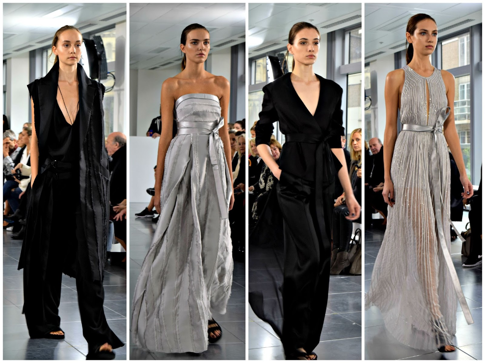 Amanda Wakeley London Fashion Week 2015 SS16