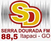 Rádio Serra Dourada FM de Itapaci GO ao vivo pela net