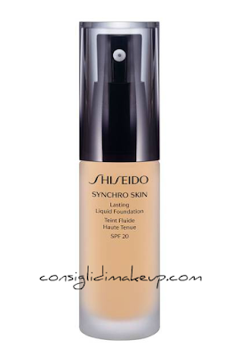 Preview: Synchro Skin Lasting Liquid Foundation - Shiseido