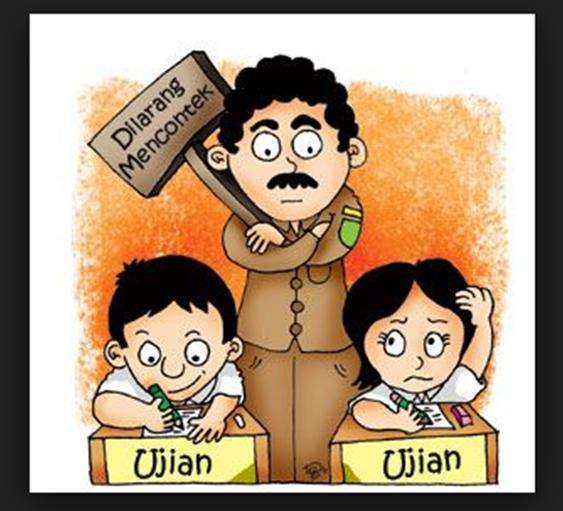 Contoh Kisi-Kisi Soal Ulangan Harian  Bahasa Indonesia Kelas 5 Sekolah Dasar