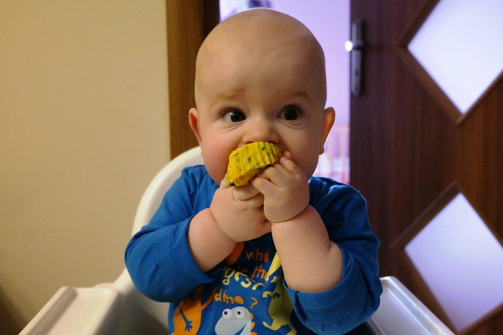 Jajeczne babeczki