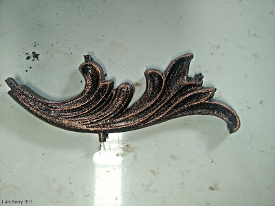 ornamen  besi tempa adalah ornamen pagar mewah