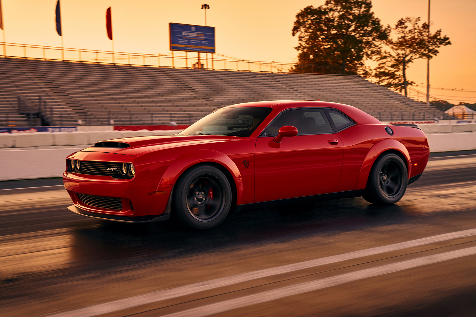 Charger Vs Challenger >> Will The Dodge Challenger SRT Demon Have 1,023 HP? | Carscoops