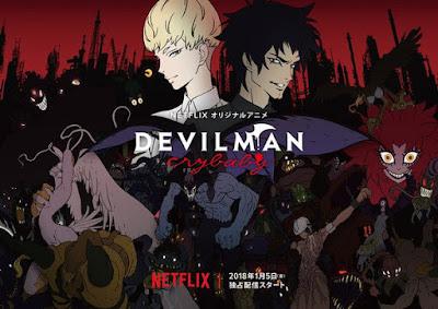 Devilman Crybaby nuovo video e anteprima della nuova opening theme