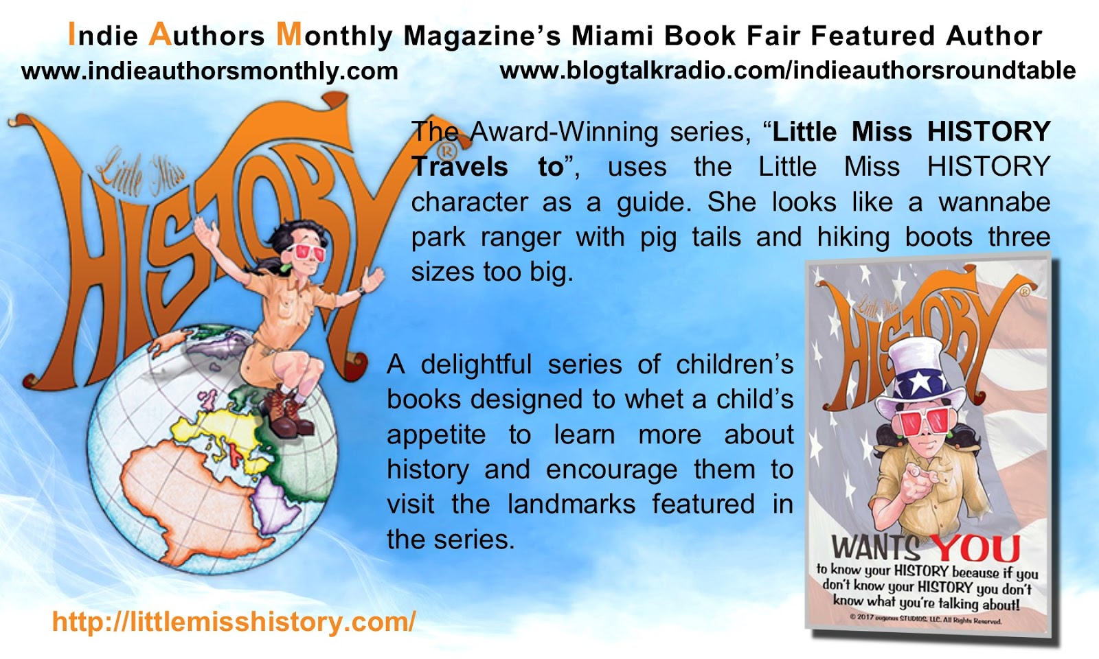 Carole P Roman Inauthor S Monthly Magazine S Miami Book Fair Featured Author Little Miss