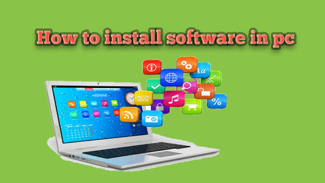 How To Install Software In Computer