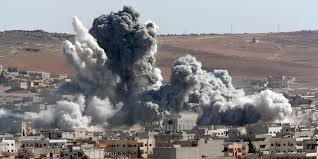Media: In Syria, as a result of the airstrike Western coalition, members of a mosque were killed