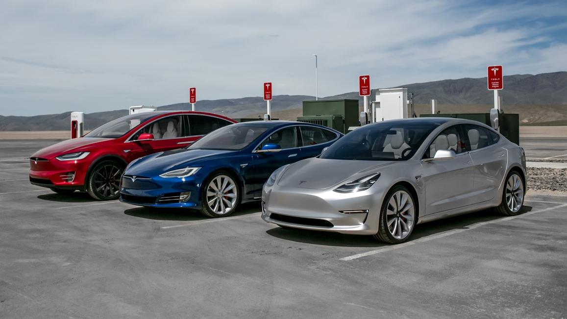 Tesla Model S, Model X и Model 3