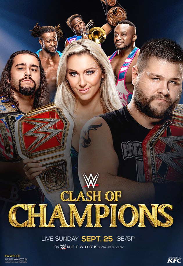 WWE Night Of Champions live stream