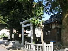 伊東市・日暮神社