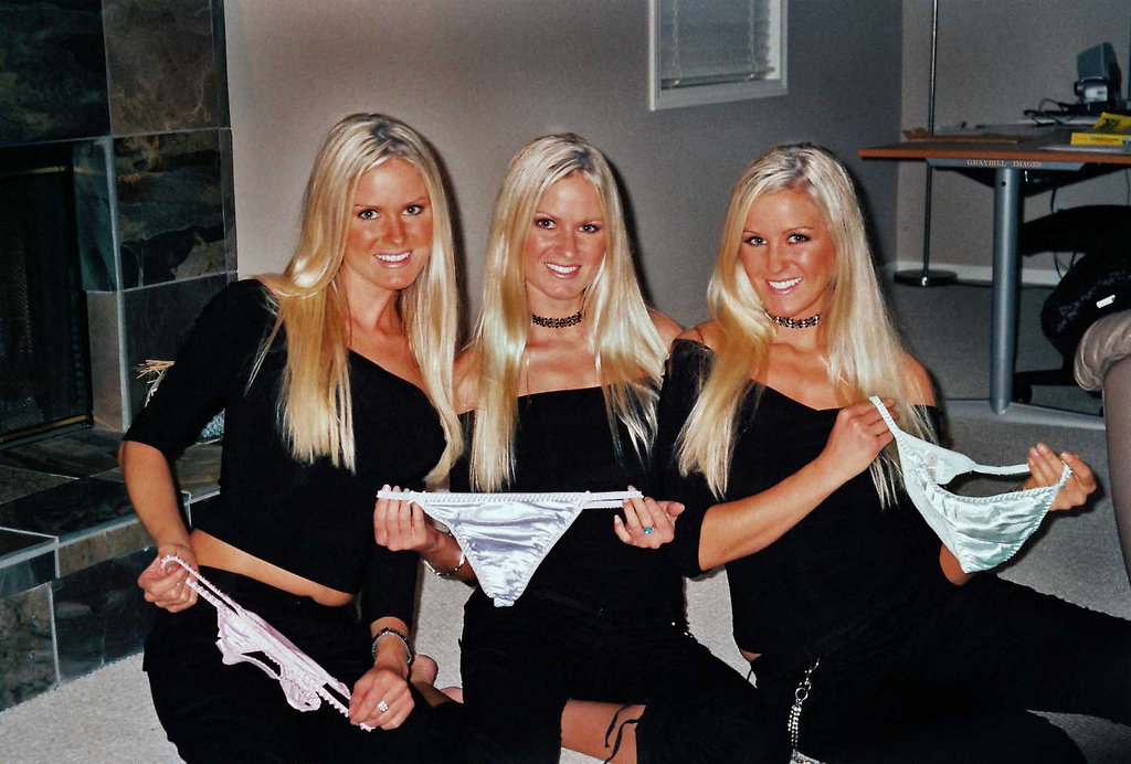 Dahm triplets - All those opportunities