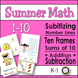 Hands-On Summer Math