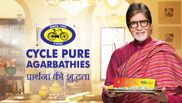 cycle agarbatti brand analysis