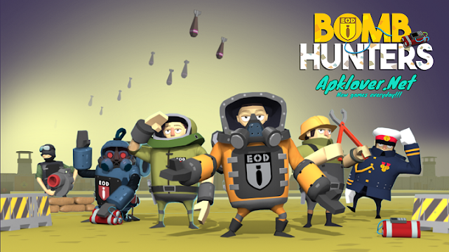 Bomb Hunters MOD APK unlimited money