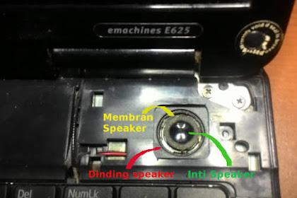 2 Cara Memperbaiki Speaker Laptop Pecah Dengan Mudah