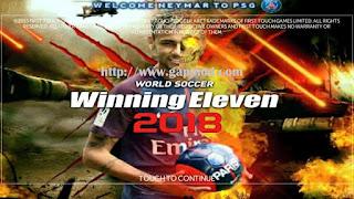 FTS Mod Winning Eleven 2018 v2 by Aslan