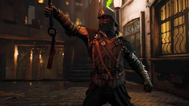 لعبة Egress التي تمزج بين أسلوب Dark Souls و الباتل رويال تحصل على تاريخ لإطلاقها ..