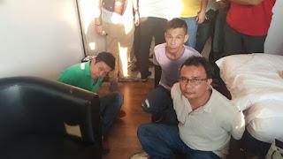 Penggerebekan 30 Kg Sabu di Hotel Orchardz, BNN Tangkap 2 WNA dan 3 WNI Mei Amelia R