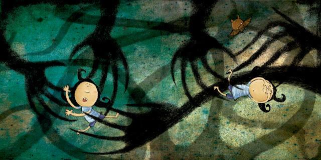 """""""ilustración-morticia 4-ana sáez del arco-illustration-morticia 4"""""""
