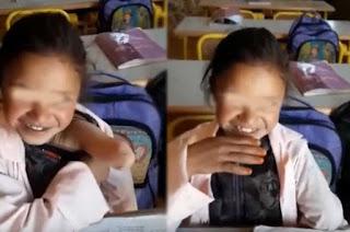 فيديو مؤثر..تلميذة تنشد المساعدة للحصول على يد اصطناعية