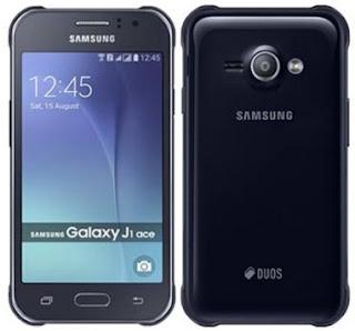 hp Samsung J1 Ace 2016 4G terbaru harga 1 jutaan
