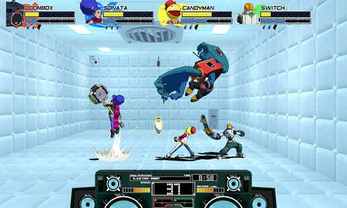 Lethal League Blaze Game Free Download