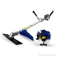 เครื่องตัดหญ้า ลานเบา 2 จังหวะ 1 แรงม้า