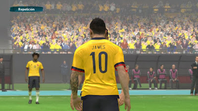 PES 2017 PES Colombia Patch 2017
