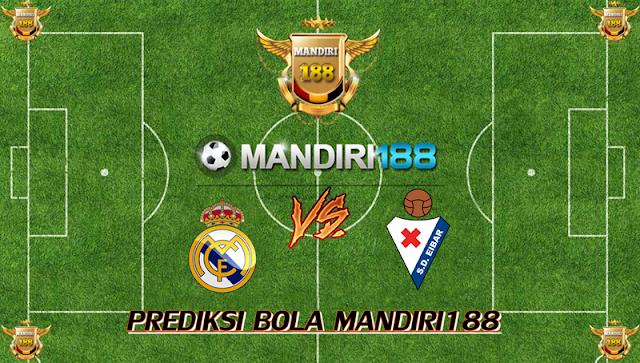 AGEN BOLA - Prediksi Real Madrid vs Eibar 23 Oktober 2017