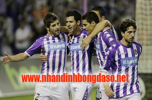Numancia vs Valladolid www.nhandinhbongdaso.net