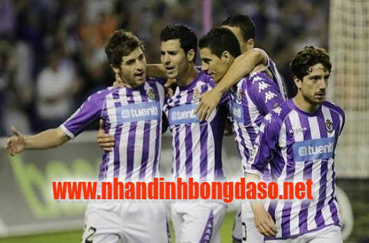 Dự đoán tỷ số Valladolid vs Pacos Ferreira www.nhandinhbongdaso.net