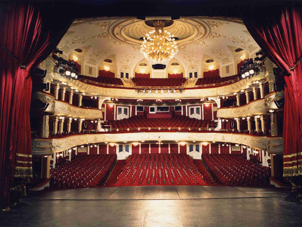 Budapest Operetta Theatre-Marie Antoinette