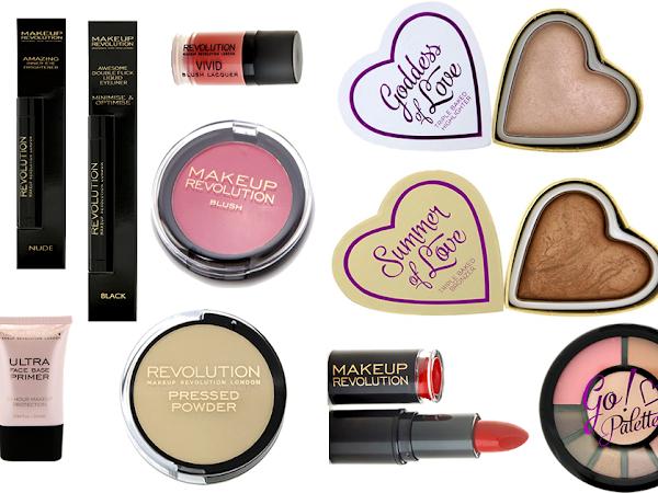 Makeup Revolution Wishlist ♥
