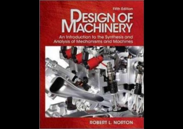 Design of Machinery 5th Edition by Robert Norton
