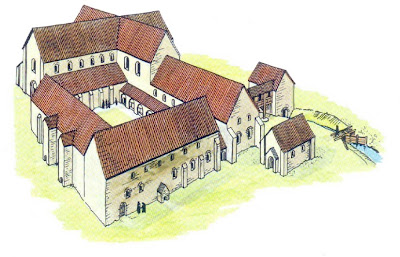 Æbelholt Kloster, rekonstruktion